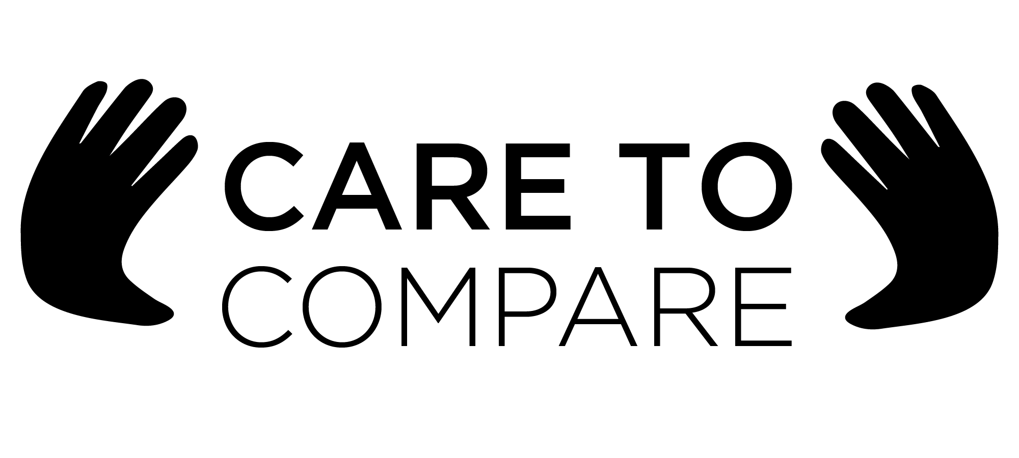 care to compare logo