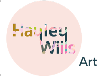 Hayley Wills Art logo