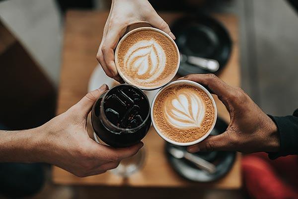 Fundraising coffee ideas