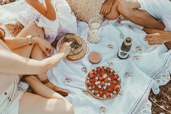 Fundraising picnic ideas