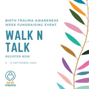 walk n talk fundraiser
