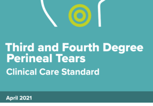 Clinical Care Standards for perineal tears 1