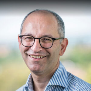 Professor Emmanuel Karantanis portrait